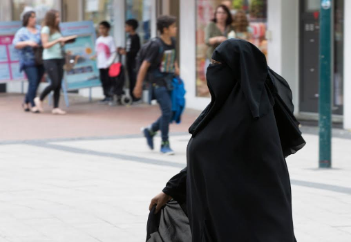 Swiss Parliament votes to ban Muslim women from wearing the Burka in public