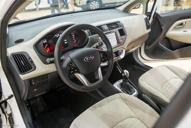 """2659473 Rio Sedan 8 -  - Toyota Vios 2014 và Kia Rio 2015 sedan : Nên """"Chọn mặt gửi vàng"""" xe nào ?"""