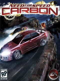 Need for Speed Carbon 3D game ponsel Java jar