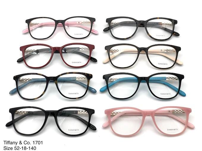 Tiffany Frames eyeglasses