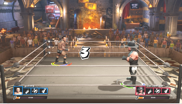 wwe battlegrounds pc download