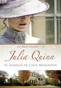 RESENHA: Os Segredos de Colin Bridgerton (Os Bridgertons #4) - Julia Quinn