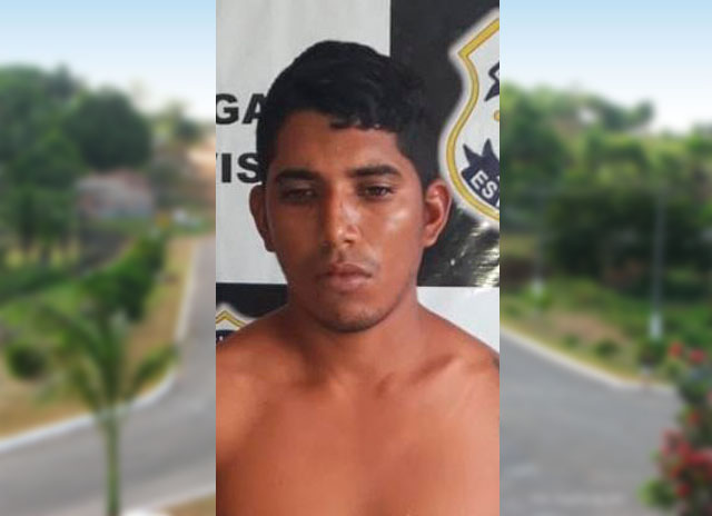 POLÍCIA CIVIL PRENDE ACUSADO POR COMETIMENTOS DE CRIMES NO MUNICÍPIO DE VISEU NO PARÁ