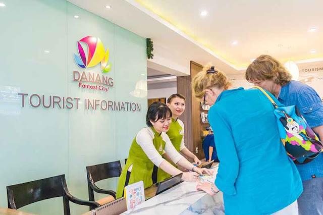Hotline Trung tâm hỗ trợ du khách Đà Nẵng