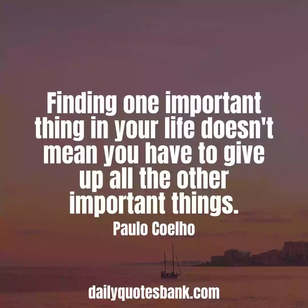 Paulo Coelho Quotes On Inspiration That Will Change Your Life