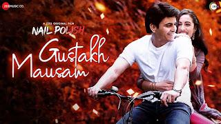 Gustakh Mausam Lyrics by Vibha Saraf & Ronit Chaterji
