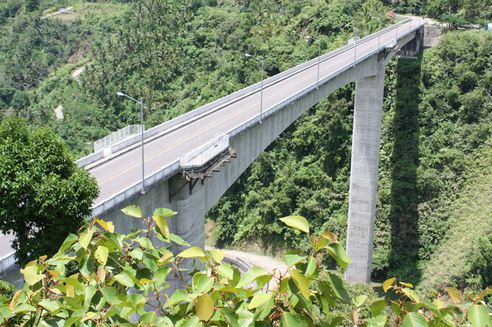 Agas-agas, the tallest bridge in the Philippines