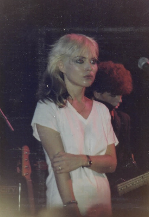 Bad Set Vintage Debbie Harry And Blondie Live At The Roundhouse, London