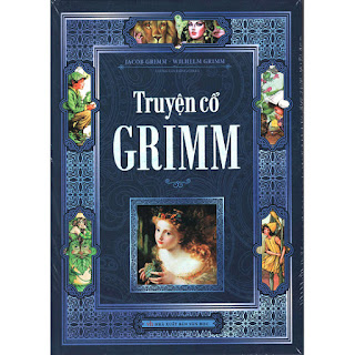 Truyện cổ Grimm ebook song ngữ