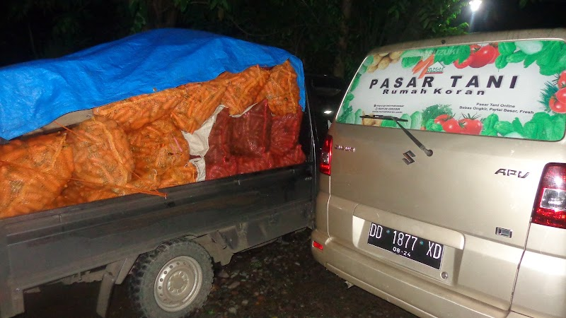 Pasar Tani Pasarkan Wortel Ke Morowali