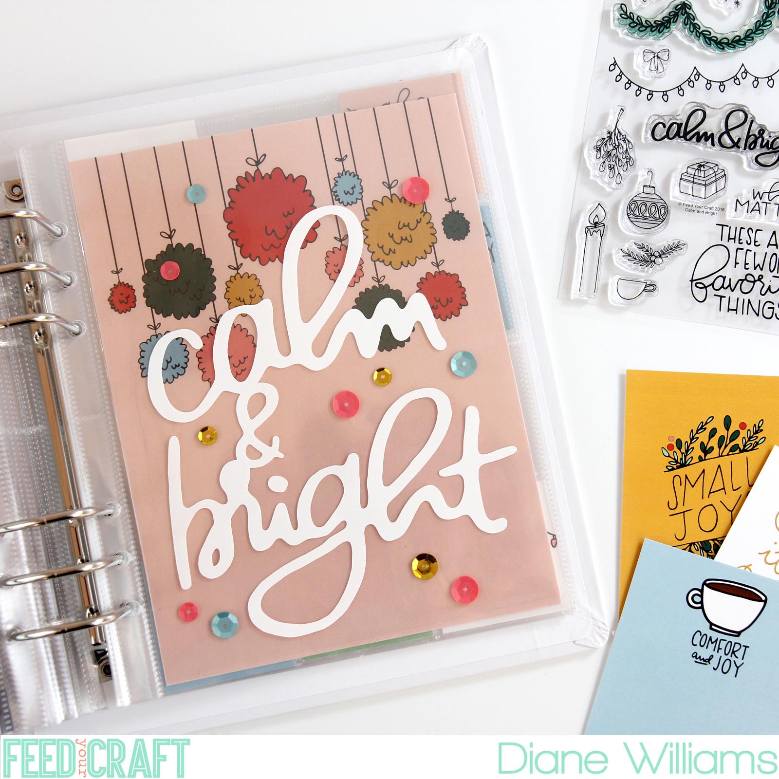 brede selectie uitstekende kwaliteit in de uitverkoop Dearly Dee: Feed Your Craft :: December (not quite) Daily ...