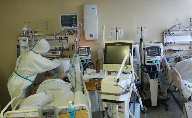 ЧП во Владикавказе: из-за отсутствия кислорода в реанимации коронавирусной больницы погибли 9 человек