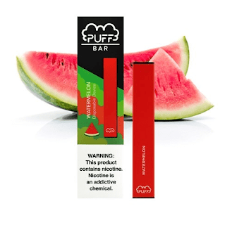 Puff Bar Disposable Vape Pens comes with many flavor