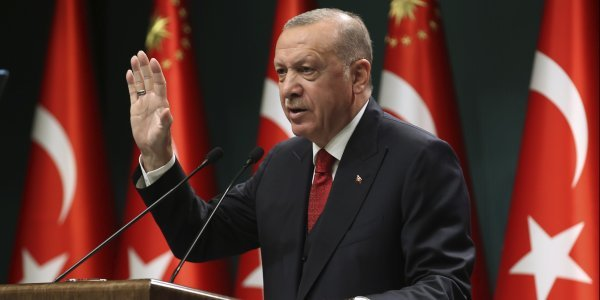 Ερντογάν: H Τουρκία θα συνεχίσει τη δική της ατζέντα