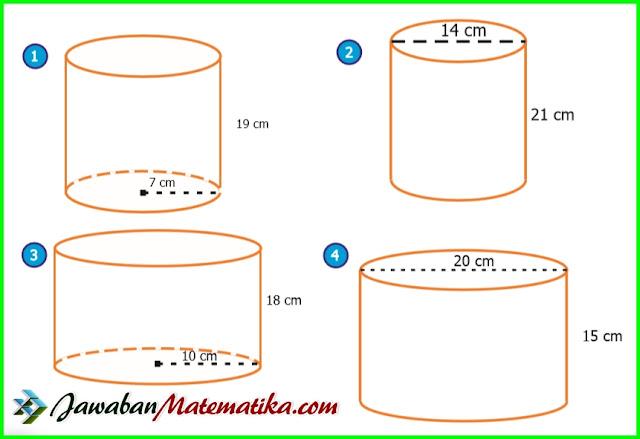 Kunci Jawaban Matematika Kelas 5 Halaman 172