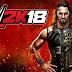 Primeiras imagens do WWE 2k18 são divulgadas