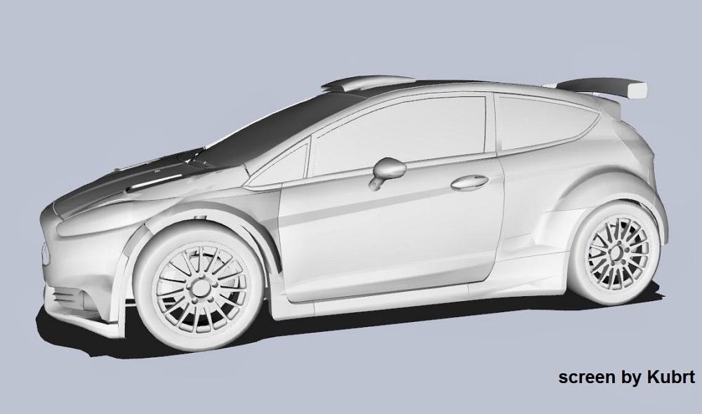 Rbr Ford Fiesta R5