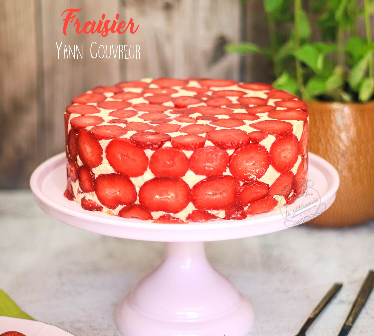 recette-fraisier