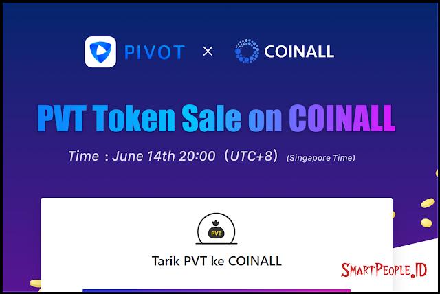 Withdraw Token PVT dari Aplikasi Pivot.one