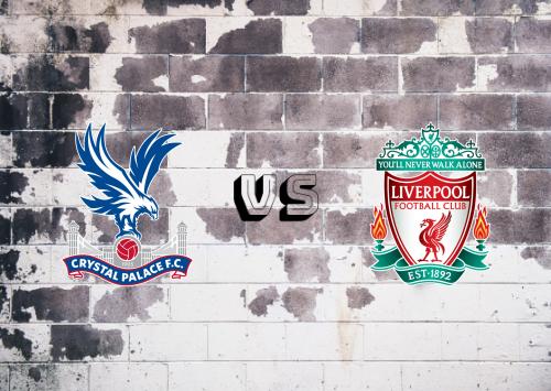 Crystal Palace vs Liverpool  Resumen y Partido Completo