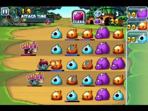 Slime vs mushroom2 para android - Descargar Gratis