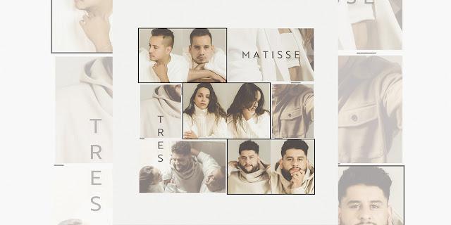 """Matisse nos sorprende con el lanzamiento de su nuevo álbum """"Tres"""""""