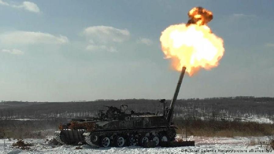 Tropas rusas realizan pruebas tácticas en la frontera con Ucrania / MINISTERIO DE DEFENSA RUSIA / DPA