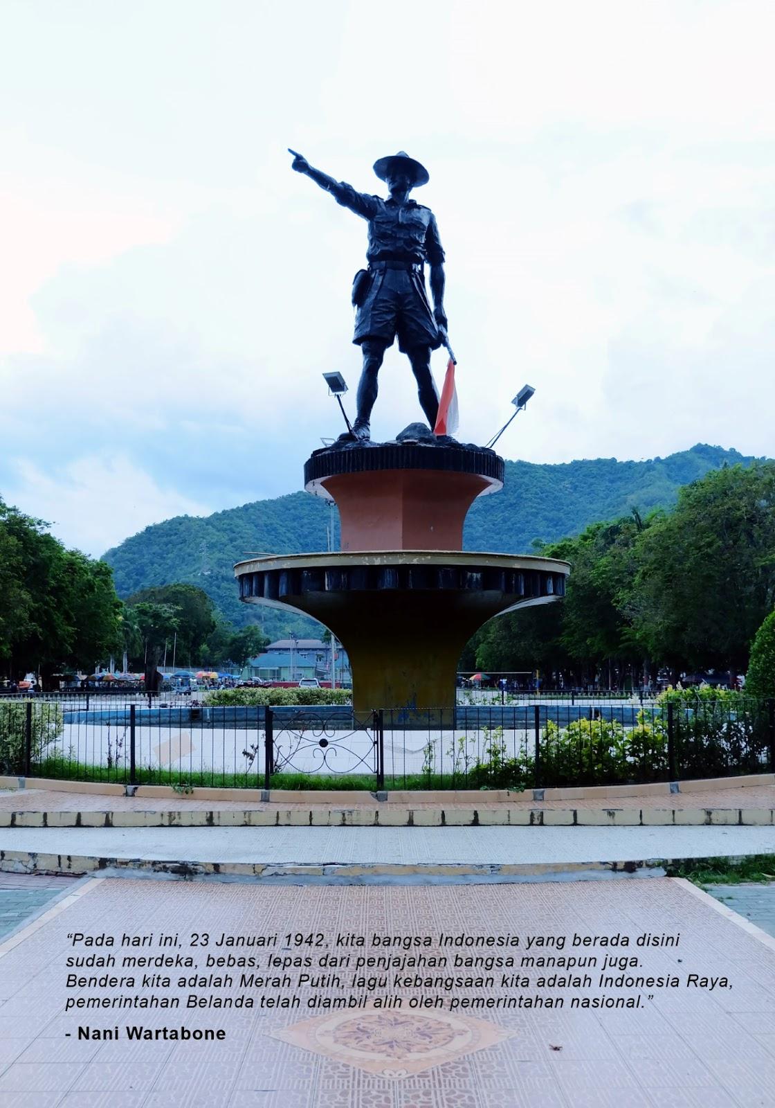 blogger-jogja-ajengmas-traveling-sulawesi-gorontalo-monumen-noni-wartabone