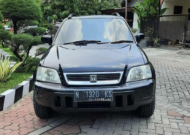 crv 2001 4wd