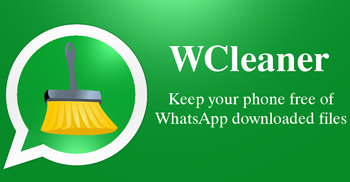 WC Cleaner para WhatsApp gratis - www.dominioblogger.com