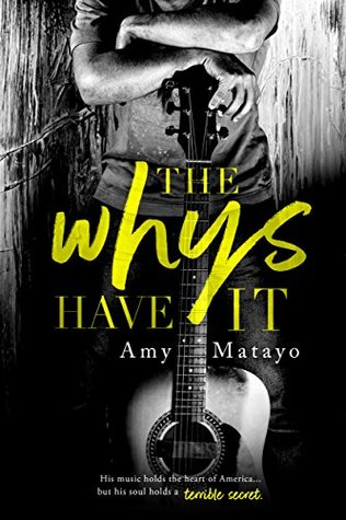 Heidi Reads... The Whys Have It by Amy Matayo
