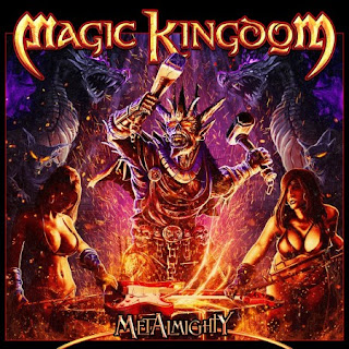 "Το τραγούδι των Magic Kingdom ""Wizards And Witches"" από το album ""MetAlmighty"""