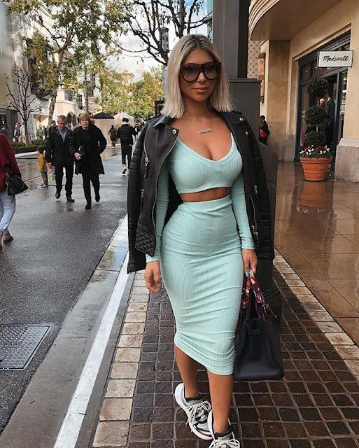 Nicole Khalil Hot & Sexy Pics