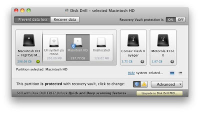 Disk Drill, Mac, System, Utilities