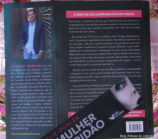 Sinopse, livro, Uma-mulher-na-escuridao, Charlie-Donlea, Faro-Editorial,