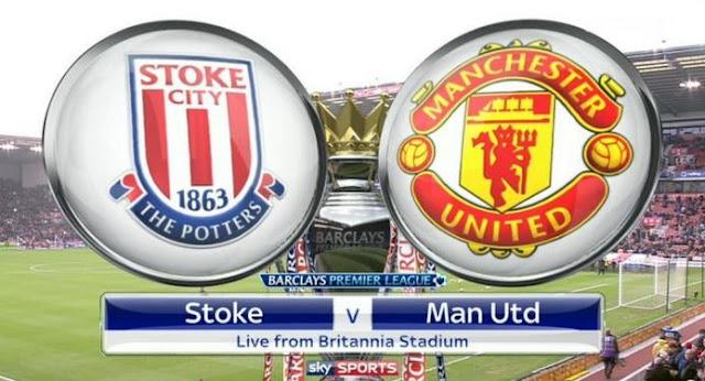 Jadwal Siaran Langsung Stoke City vs Manchester United 9 September 2017