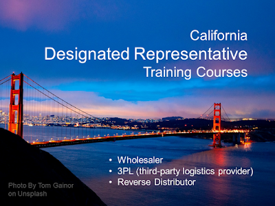 Popular California Designated Representative Training Courses - provided by SkillsPlus Intl Inc.