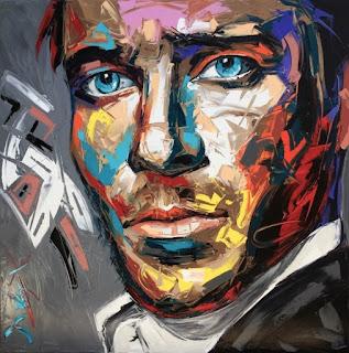 Греческий художник. Vassilios Antonakos 5