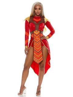 Sexy Wakanda Forever Costume