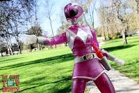 Lightning Collection Mighty Morphin 'Metallic' Pink Ranger 21