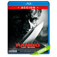 Rambo: Last Blood (2019) HD BDREMUX 1080p Latino