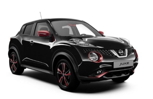 Perbedaan Nissan Juke Biasa dengan Juke Special Edition