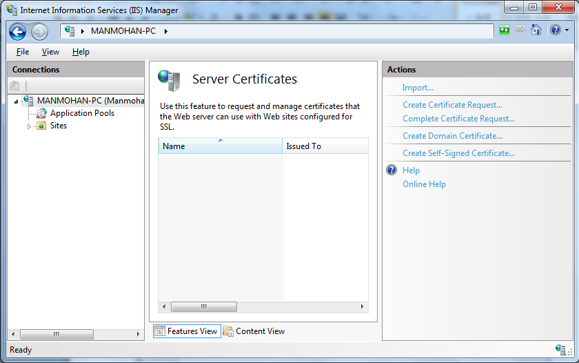 SSL Certificates using OpenSSL : Complete guide to set up a
