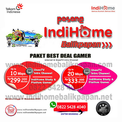 Paket Best Deal IndiHome
