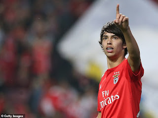 Atletico Madrid star Joao Felix admits he plans to return to Benfica