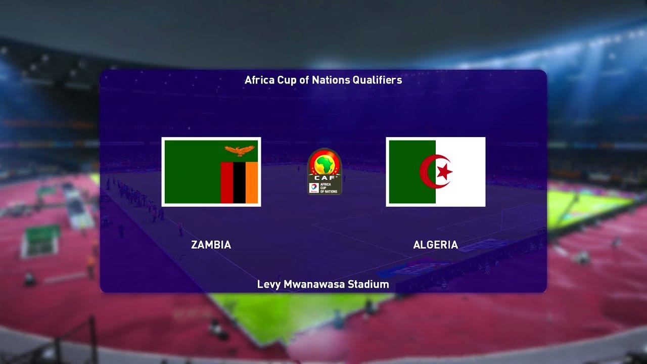 Zambia vs Algeria Live Stream, Predictions, Team News