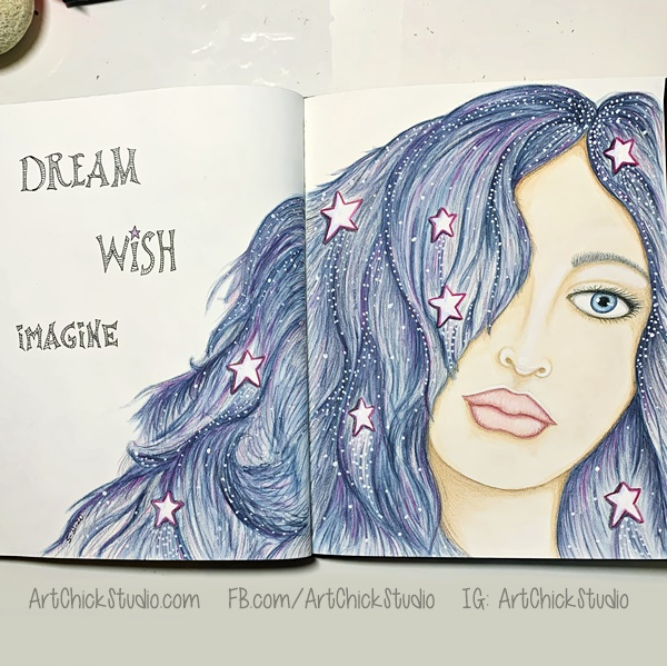 Dream Wish Imagine