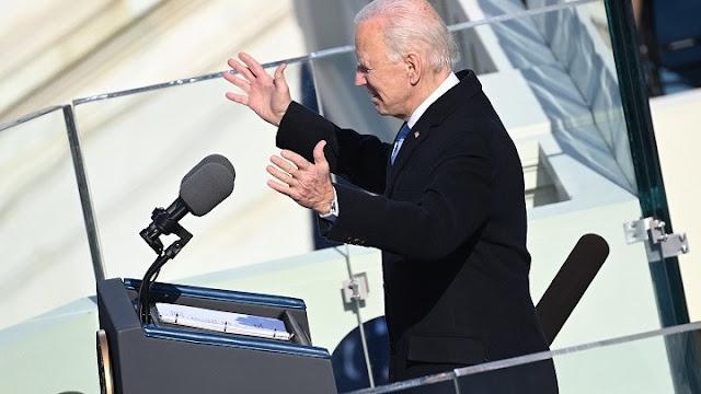 «Η δημοκρατία νίκησε», δήλωσε ο νέος πρόεδρος των ΗΠΑ Τζο Μπάιντεν