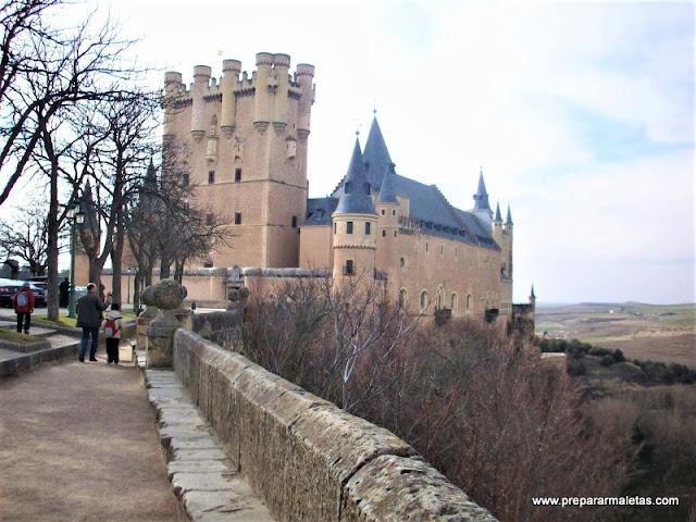 visitas imprescindibles para ver en Segovia