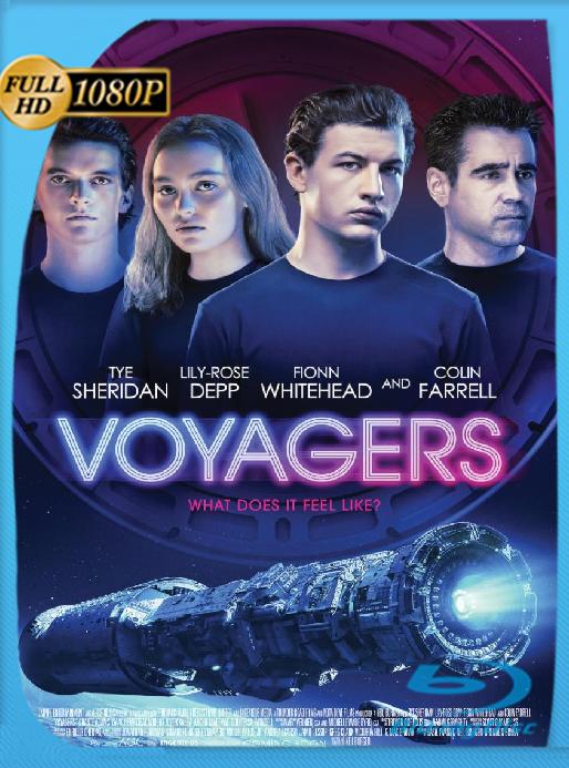 Voyagers (2021) [1080P] Latino [Google Drive]